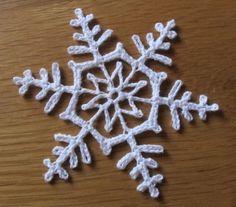 pattern- Snowflake