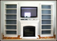 Billy Bookcase Fireplace Hack Luxury How to Add Molding to Ikea Billy Bookcases In 2019 Bookshelves Around Fireplace, Built In Around Fireplace, Fireplace Built Ins, Diy Fireplace, Fireplaces, Fireplace Cover, Billy Ikea Hack, Ikea Billy Bookcase Hack, Built In Bookcase