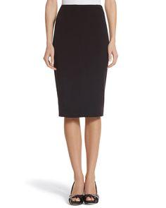 White House   Black Market Long Seasonless Pencil Skirt