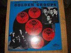 """THE GOLDEN GROUPS VOLUME 26 LP (12""""/33 rpm) RELIC http://www.amazon.com/dp/B01AV1E2RE/ref=cm_sw_r_pi_dp_OZMOwb03NTAK9"""
