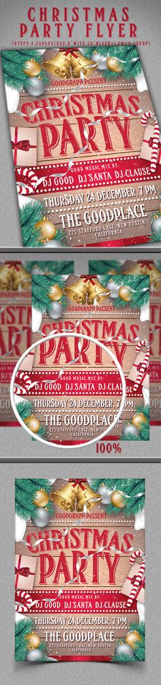Guacamole Mexican Party Flyer Mexican party, Party flyer and Add - holiday party flyer template