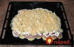To je nápad! Meat Recipes, Chicken Recipes, Cooking Recipes, Czech Recipes, Ethnic Recipes, No Cook Meals, Ham, Macaroni And Cheese, Easy Meals