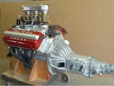 Learn more about Red Ram Hemi Power: 1953 Victress Dodge Special on Bring a Trailer, the home of the best vintage and classic cars online. Hemi Engine, Car Engine, Nissan Trucks, Dodge Trucks, Chevrolet Trucks, Chrysler Hemi, Car Part Art, Dodge Pickup, Motors