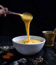 Vegaaninen simsalabim-juustokastike