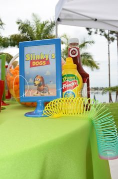Toy Story Birthday Party Ideas | Photo 21 of 33 | Catch My Party  Food ideas @Jennifer hardy
