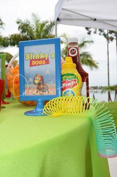 Toy Story Birthday Party Ideas | Photo 21 of 33 | Catch My Party  Food ideas @Jennifer hardy