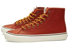"Vans California Sk8-Hi ""Binding Leather"""