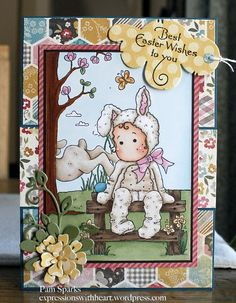 Card created using Perfect Layers rulers by Pam Sparks
