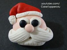 How to make Santa Claus? Easy, simple steps