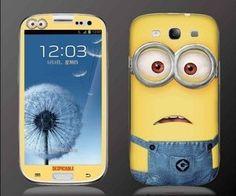 Cute Despicable Me Minion case