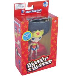 Wonder Woman Doll - 2013    I got WW, Batgirl, Catwoman and Supergirl in these for Christmas!!