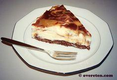 Laatst heb ik een taart gemaakt die eigenlijk te buitensporig is om te posten. Marsrepen, slagroom, butterscotchsaus, chocolade, roomkaas, en dat allemaal samengevoegd in 1 recept… Eerlijk is eerli...