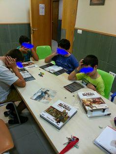 Laboratorio friki: Rol y educación: experiencias 1