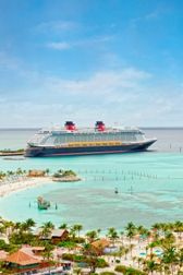 Disney Cruise Line offers new itineraries. #disney #cruise #travel