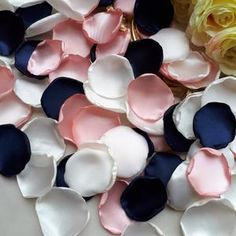 Silk Rose Petals 100 Colors Mix & Match Rose Petals   Etsy Fake Rose Petals, Rose Petals Wedding, Pink Petals, Flower Petals, Blush Rose, Blush Pink, Rose Gold, Burgundy And Gold, Blush And Gold