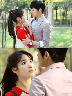 Iu and jo jung suk dating advice