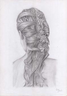 Hairstyle #4   by: Vânia Azevedo