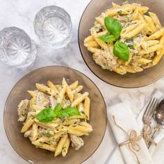 Penne, Sour Cream, Pasta Salad, Food And Drink, Eat, Cooking, Ethnic Recipes, Antibes, Smoothie