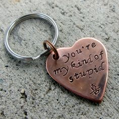 Valentine's Firefly Quote - You're My Kind of Stupid - available by custom request only