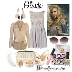Glinda from Oz the Great and Powerful-I have the makeup and nail polish now I just have to get the clothes portion