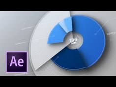 (277) How to Make Pie Charts from Spreadsheets in After Effects - YouTube