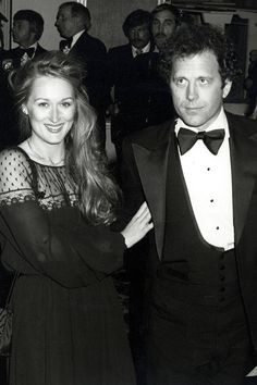 Meryl Streep and Don Gummer  The 51st Annual Academy Awards, 1979