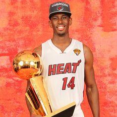 Miami Heat Re-Sign Terrel Harris