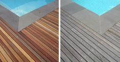 There are a lot of different timbers that can be used for decking, bench seats, an claddings but Spotted Gum is a favourite of ours because...