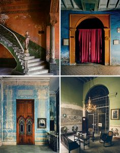 #fc3arch: Beautiful Colors of Cuba ♥   taken between 1998-2002 by Andrew Moore