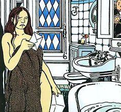 Adèle Blanc-sec - tardi Funny Nurse Quotes, Nurse Humor, Art Et Illustration, Illustrations, Adele, Retail Robin, Happy Nurses Week, Ligne Claire, Bd Comics