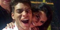 """L'acteur Rayane Bensetti et l'animatrice Karine Ferri ont été élus """"le et la plus sexy de l'année"""", hier lors de l'émission diffusée sur TF1 """"En direct avec Arthur"""". @BensettiRayane @KarineFerri #EnDirectavecArthur #Sexy"""