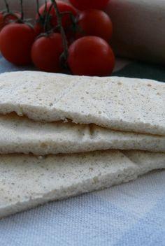 ¿Pan en la dieta paleolítica? Aquí tienes la receta   Me gusta estar bien Menu Dieta, Paleo Recipes, Paleo Food, Sin Gluten, Fitness Diet, Keto, Lchf, Healthy Eating, Low Carb