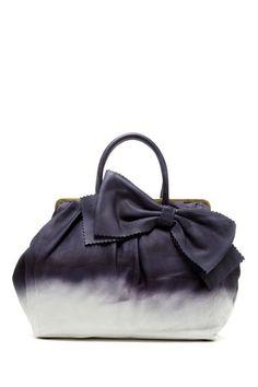 TRENDING PINS- HauteLook | Get A Grip: Handbags: RED Valentino Ombre Bow Handbag