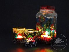 Mason Jar Lamp, Php, Table Lamp, Creative, Blog, Home Decor, Decoration Home, Room Decor, Table Lamps