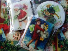galleta navideñas vinatege- galletas vinatege - cookies vinatge -Vintage christmas cookies