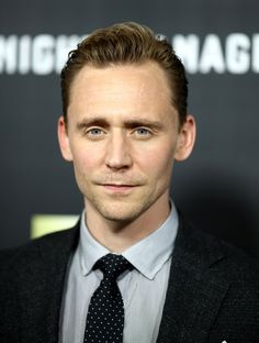 """Tom Hiddleston @ the premiere of AMC's """"The Night Manager"""" at DGA Theater, Los Angeles 5.4.2016 From http://tw.weibo.com/torilla/3961226645656705"""