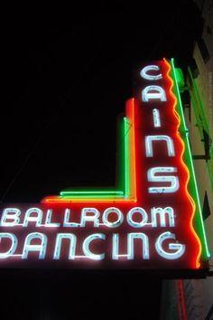 Cain's Ballroom, Tulsa - former home of Bob Wills