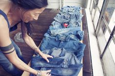 Jean STORIES - Everything Denim  Photo by Taylor Jewell
