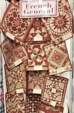 Spring Quilt Market – Part 2 – modafabrics