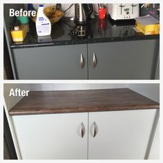 This is the video that so many of you have been waiting for. In this tutorial we show you how to wrap kitchen cupboards in self-adhesive foil. This is an affordable way to make a tired looking kitchen with good bones look more modern and last a few more years. Enjoy! ...