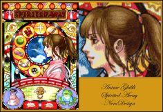 Anime Ghibli Spirited Away - cross stitch pattern - PDF pattern - Instant download!