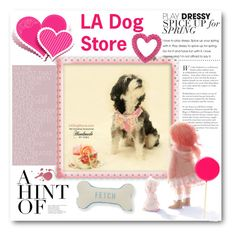 LA Dog Store by ladogstores on Polyvore featuring polyvore, Draper James, fashion, style and clothing