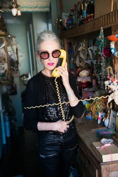 Style Crush: Linda Rodin. I can only HOPE to look this good and rock clothes this well at this age.