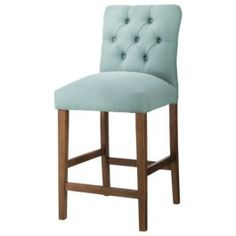 "Threshold™ 24"" Brookline Tufted Counter Stool $80"