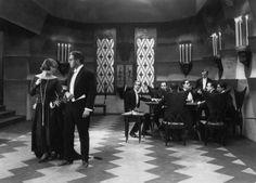 """Rudolf Klein-Rogge, Alfred Abel, Gertrude Welcker, """"Dr. Mabuse Der Spieler (the Gambler)"""", directed by Fritz Lang, 1922"""