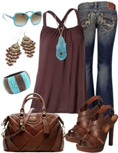 """""""Untitled #24"""" by amberhitch on Polyvore"""