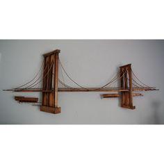 (90) Fab.com | Curtis Jere Bridge Sculpture