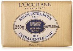 L'Occitane Shea Butter Extra-Gentle Milk Soap , 8.8 oz