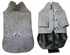 Image detail for -dog clothes 1 Eco Pup Covet Coats: Going a Little too Far
