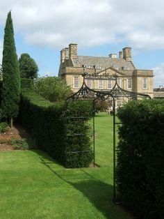 Bourton House, Gloucestershire, England